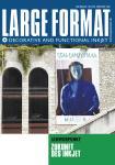 LARGE FORMAT 5 /18 Printausgabe