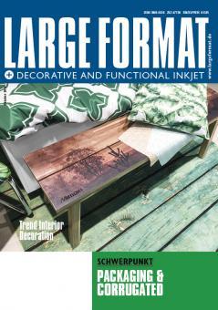 LARGE FORMAT 6/18 Printausgabe