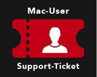 Support-Ticket Mac /12 Minuten