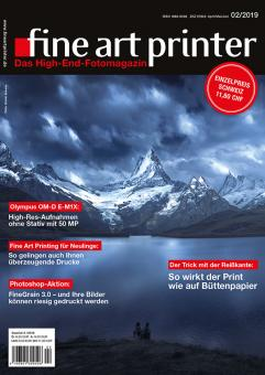 FineartPrinter 2/2019 als PDF zum Download