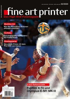 FineArtPrinter 2/2020 als PDF z. Download