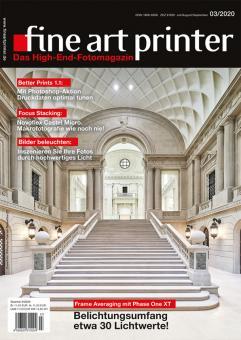 FineArtPrinter 3/2020 als PDF zum Download
