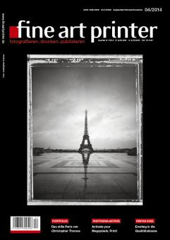 FineArtPrinter 4/2014 Printausgabe