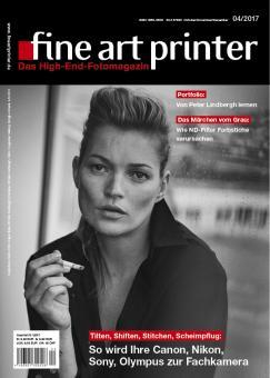 FineArtPrinter 4/2017 Printausgabe