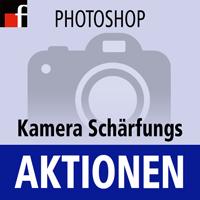 Photoshop-Schärfeaktion für Nikon Z5